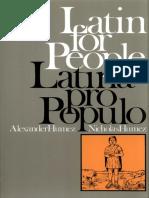 Latin for People Latina Pro Populo - Alexander & Nicholas Humez (1950)