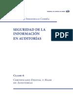 Seguridad de La Informacion en Auditorias Clase6
