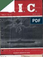 Naval Combat Operations - Jul 1944