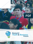AIESEC in IBA Youth to Business Forum 2014 Proposal