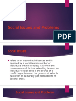 1 Social Issues & Social Problems