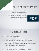 Biological Controls-pests LE