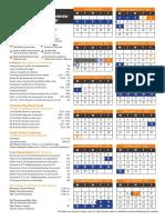 2016-17 cisd school calendar