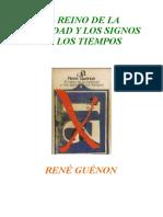 14a-Guénon-El Reino de la Cantidad