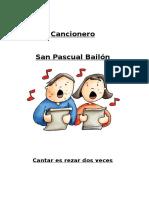 Cancionero 2014 San Pascual Bailon Vertical