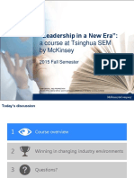 Leadership in a New Era (by McKinsey)