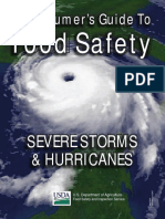 02  a consumers guide to food safety severe storms and hurricanes severe storms and hurricanes guide