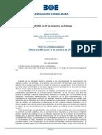 Ley de Arbitraje - España