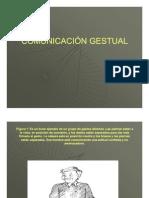 counicacion gestual