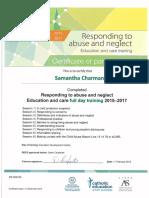ran certificate - exp 2018 - sl charman