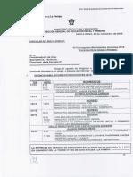 Circular Nº 3 - Movimiento Docentes Nivel PRIMARIO 2015 (3) (1)