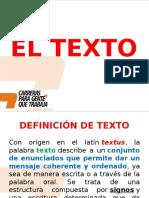 El Texto (Ing. Civil)