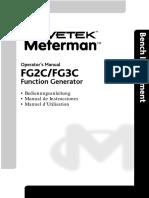 Fg2c Fg3c Manual