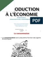 Introduction à l'économie  -la consommation-.ppt