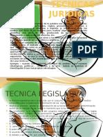 Tecnicasjuridicas 120412180928 Phpapp02 (1)