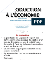 Introduction à l'économie  -la production-.ppt