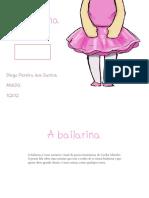 A Bailarina Concept Art