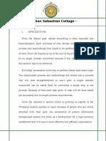 Chapter 1 thesis sad sample