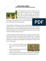 Negocios (Prod. Agropecuaria y Agroindustrial), Inglés I - Future Friendly Farming