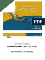 Coloquio Internacional Geo-Electoral