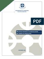 Resumen Informe Kinesiología