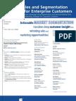 Telecom Sales & segmentation Strategies for Enterprise Customers-AM2670