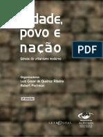 Cidade Povo Nacao 2ed