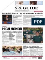 Check out an interactive front page of the March 2 Press & Guide