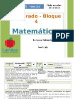 Plan 6to Grado - Bloque 4 Matemáticas (2015-2016).doc
