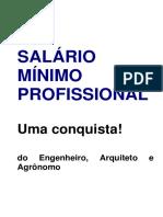Manual Salário Mínimo Engenheiro Civil