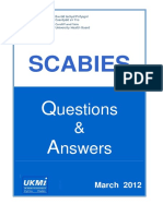 Scabies Questions and Answers