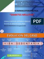 Discusión Farmacoterapéutica Diabetes Mellitus