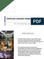 Tipologi Sarana Rumah Sakit