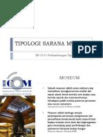 Tipologi Sarana Museum