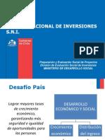Sistema Nacional de Inversiones