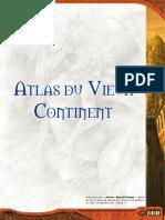 Atlas Vieux Continent