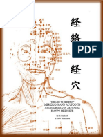 "経絡と経穴 (""KEIRAKU TO KEIKETSU"") MERIDIANS AND ACUPOINTS AS DESCRIBED IN JAPANESE KANPÔ MEDICINE"