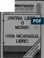 Evita Montonera 25, agosto 1979