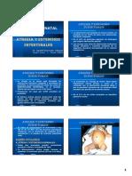 Atresia y Estenosis Pediatria