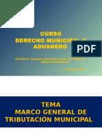 Derecho Municipal Aduanero