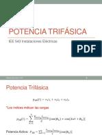 IEE 543_2 Potencia Trifasica 2015