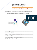 2016 ICT in Education Mentorship Manual_2016