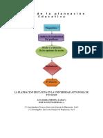 Fases de La Planeación Educativa