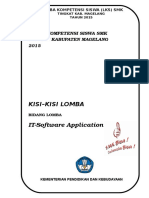 Kisi Software Application.docx