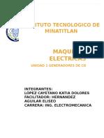 MAQUINAS ELECTRICAS