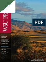 Washington State University Press Fall 2015 Catalog