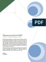 Finanças No Excel VII