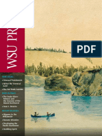 Washington State University Press Spring 2016 Catalog