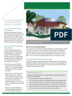 16  guide to home energy assessments