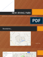 new irving park presentation